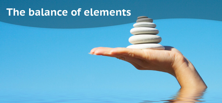 The balance of elements